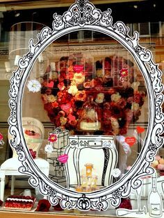 1000 Images About Amazing Salon Window Display Ideas On