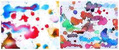 Art and Science for Kids: Watercolors and Oil