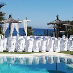 #ceremoniasciviles #bodasplaya  #weddingsinSpain # weddingMarbella www.oficiantemalaga.es