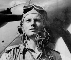 Test & Research Pilots, Flight Test Engineers: Sqn Ldr G.E.C Eric Genders AFC DFM 1920-1950
