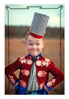 Vintage Circus, Bebi Photo, Circus Party Decorations, Clever Halloween Costumes, Bless The Child, Theatre Costumes, Circus Theme, Cute Little Baby, Halloween Birthday