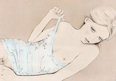 fashion illustration, pencil drawing, kelly thompson