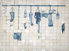 """O Museu de Arte Moderna do Rio de Janeiro (MAM-RJ) abre ao público nesta quinta-feira, 17, a partir das 12h, a mostra """"Histórias às margens"""", da artista carioca Adriana Varejão."""