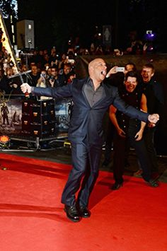 Vin Diesel at an event for The Last Witch Hunter (2015)