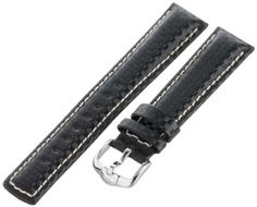 Hirsch 025920-50-20 20 -mm  Genuine Calfskin Watch Strap *** Check out this great product.