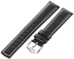 Hirsch 025920-50-20 20 -mm Genuine Calfskin Uhr Strap - http://uhr.haus/hirsch-17/hirsch-025920-50-20-20-mm-genuine-calfskin-uhr