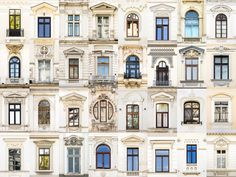Bucharest, Romania: andre goncalves' 'windows of the world' and 'doors of the world' series highlight the culture and community of a place through architectural photography. Goncalves, Unique Architecture, Grid Design, Window Design, Windows And Doors, Portal, House Design, World, House Styles