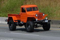 Nice 1959 Willys Truck