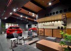 Mazda Showroom by Suppose Design Office | Tokyo, Japan