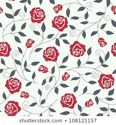 Find Seamless Abstract Background Roses stock images in HD and millions of other royalty-free stock photos, illustrations and vectors in the Shutterstock collection. Doll House Wallpaper, Rose Background, Pencil Design, Rose Wall, Rose Images, Feather Art, Vintage Roses, Color Themes, Pattern Wallpaper