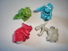 Kinder Surprise Set Gargoyles Stone Statues Figures Toys Collectibles | eBay