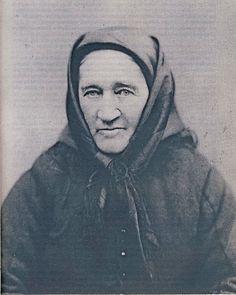 Lenka Prešeren (1811–1891), Prešeren's joungest sister #LenkaPrešeren #FrancePrešeren #Prešeren #SloveniaPoet #SloveneLiterature #Slovenia #SlovenianPoems #SlovenianPoet #EuropeanPoet