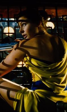 Identify clothing, style and locations from Mission: Impossible - Rogue Nation. Lisa Foust