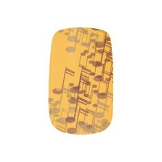 music nodes minx nail wraps - pattern sample design template diy cyo customize