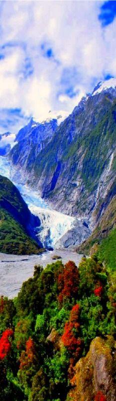 Franz Josef Glacier, South Island , New Zealand
