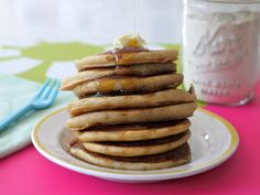 Whole Wheat Pancake and Waffle Mix (make ahead)