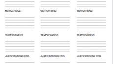 The Writer's Handbook • Creative Writing Worksheet
