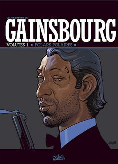 Gainsbourg by Moebius (Jean Giraud) #comics #illustration #moebius
