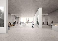 david chipperfield : nobel center in stockholm