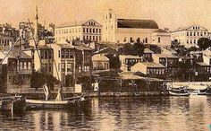 Psamatia (Samatya now) - 1900's