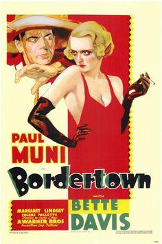 The golden arrow Bette Davis movie poster print