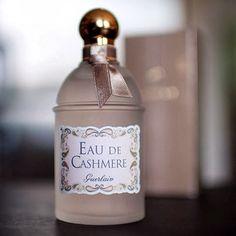 Perfume Shrine: Guerlain's Mademoiselle Guerlain & Eau de Cashmere: new fragrances