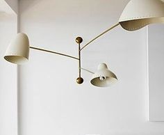 This Pin was discovered by House of Hipsters - Eclectic Home Decor, Interior… Modern Lighting Design, Lamp, Lighting Design, Home Lighting, Cool Lighting, Contemporary Light Fixtures, Modern Lamp, Lights, Light Fixtures