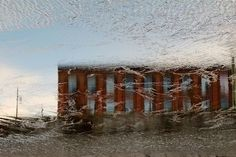 Canal reflection Lachine Montreal Photo by bernard couturier -- National Geographic Your Shot