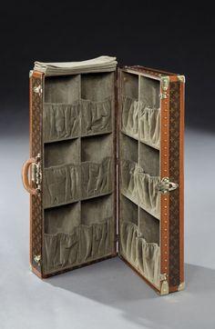 Case to shoes - Louis Viutton