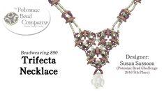 Trifecta Necklace (Tutorial)