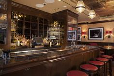 Lighting by Sourcing Light.  The Jade Hotel: The Bar at Grape & Vine