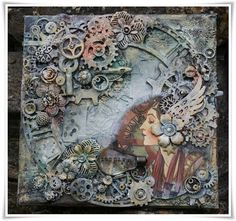 Steampunk Canvas | Art Anthology