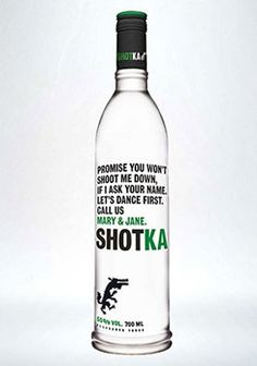 It's Cannabis Vodka, But There's A Twist!