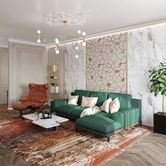 Penthouse modern de lux - Creativ-Interior Interior Projects, Decor, Chaise Lounge, Furniture, Interior, Above Couch, Modern, Home Decor, Penthouse