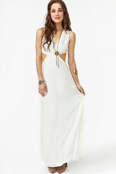 Dream On Maxi Dress