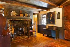 Hall Christy House, 5 Meeting House Road, Pawling NY, Peter John Hall, Dutch house