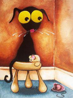 Stressie Cat
