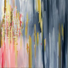 RESERVED Transformation - Abstract Painting