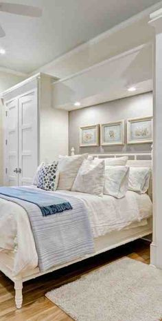 Storage beds, Built in wardrobe and Tiny bedrooms