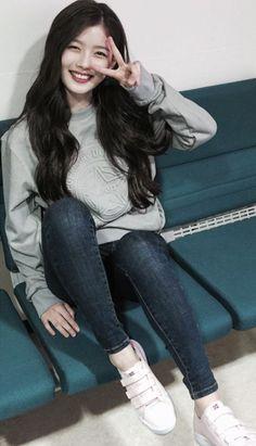 Kim Joo Jung, Seo Ji Hye, Ideal Girl, Cute Korean Girl, Princess Aesthetic, Korean Star, Korean Actresses, Nayeon, Kdrama