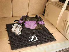 NHL - Tampa Bay Lightning Heavy Duty Vinyl Cargo Mat