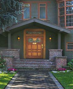 Greene & Greene Craftsman William T. Bolton House, 370 West Del Mar Blvd, Pasadena, CA 91105