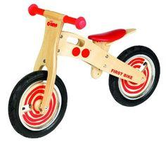 Tidlo First Balance Bike (Red): Amazon.co.uk: Toys & Games