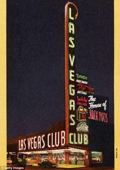 Rare photos reveal how Las Vegas has transformed over the years Las Vegas Photos, Las Vegas Trip, Vegas Casino, Las Vegas Nevada, Vegas Lights, City Lights, Sin City, Advertising Signs, Rare Photos