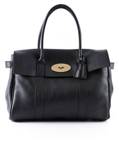I could probably live without my Mulberry bag. But I use it every day...