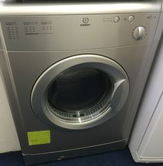 Indesit Dryer Vented 6 KG Silver From A Smoke Free Home Can Deliver