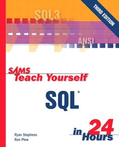 """Read """"Sams Teach Yourself SQL in 24 Hours"""" Online"""