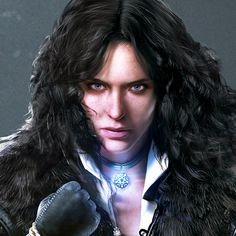 Yennefer Avatar - Witcher 3 by PlanK-69