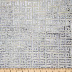 Robert Allen Upholstery Velvet Keys Greystone from @fabricdotcom https://www.fabric.com/buy/0357378/robert-allen-upholstery-velvet-keys-greystone