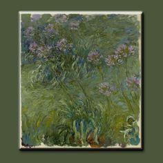 Image result for impressionistic flower murals